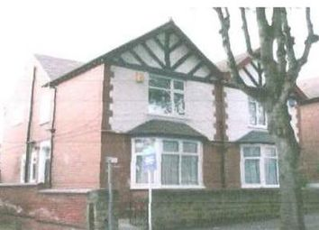 Thumbnail 4 bedroom terraced house to rent in Rolleston Drive, Nottingham