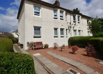 Thumbnail 1 bed flat for sale in Lounsdale Drive, Paisley