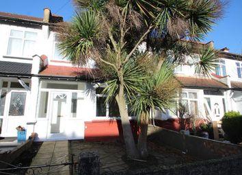 Thumbnail 3 bed terraced house for sale in Beechwood Avenue, Thornton Heath