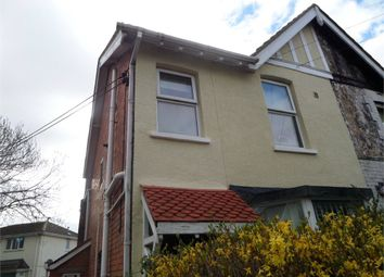 Thumbnail 1 bed flat to rent in The Avenue, Caldicot, Monmouthshire