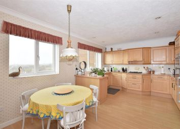 Thumbnail 4 bed flat for sale in Grand Avenue, Worthing, West Sussex