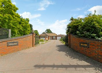Thumbnail 3 bed detached house for sale in Church Lane, Wexham, Slough
