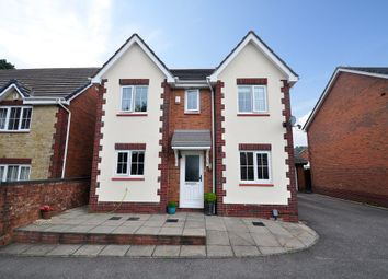 Thumbnail 4 bed detached house for sale in Grosmont Way, Newport