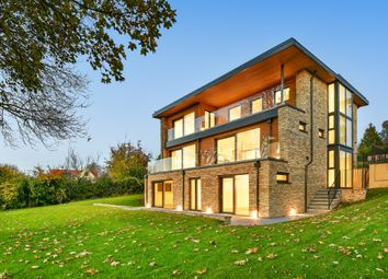 Thumbnail 4 bedroom detached house for sale in Amberley Ridge, Rodborough Common, Stroud
