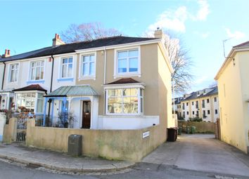 Thumbnail 3 bed end terrace house to rent in Glenavon Road, Plymouth
