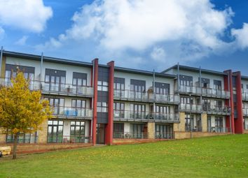 Thumbnail 2 bed flat for sale in Skylark Avenue, Greenhithe