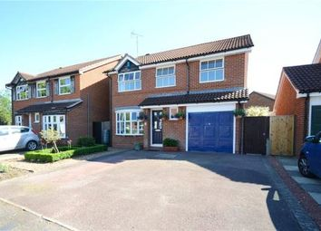 Thumbnail 4 bedroom detached house for sale in Skelmerdale Way, Earley, Reading