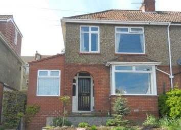 Thumbnail 3 bedroom semi-detached house for sale in Queens Road, Knowle, Bristol