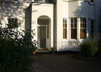 Thumbnail 1 bed flat to rent in The Avenue, Queens Park, London.