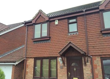 Thumbnail 1 bed detached house to rent in Wayfield Avenue, Hove, East Sussex