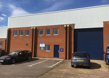 Thumbnail Light industrial to let in Unit 3 Grafton Trade Park, Quorn Way, Northampton