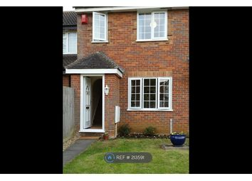 Thumbnail 2 bed terraced house to rent in Burleigh Court, Buckingham