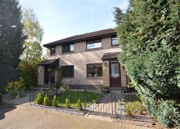 Thumbnail 3 bed semi-detached house for sale in Marine Gardens, Springfield Quay, Glasgow