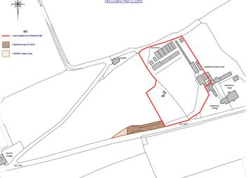 Thumbnail Land for sale in Keenthorne, Bridgwater