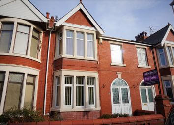 Thumbnail 3 bedroom terraced house for sale in Langfield Avenue, Blackpool
