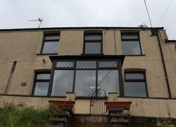 Thumbnail 3 bedroom terraced house to rent in Caemawr Terrace, Penrhiwfer