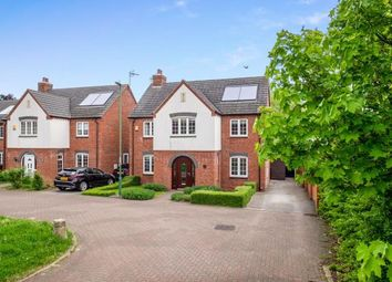 Thumbnail 4 bed detached house for sale in Beaumont Square, Wollaton, Nottingham, Nottinghamshire