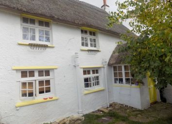 Thumbnail 2 bed cottage for sale in Withycombe Village Road, Exmouth, Devon
