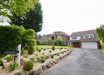 Thumbnail 4 bed detached house for sale in 52 Hoe Lane, Abridge