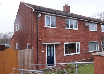 Thumbnail 3 bed semi-detached house for sale in Piccadilly Crescent, Piccadilly, Tamworth