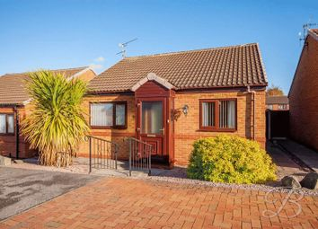 Thumbnail 2 bed detached bungalow for sale in Whitney Close, Forest Town, Mansfield