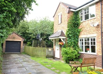 Thumbnail 3 bed semi-detached house for sale in Marsh Drive, Beverley