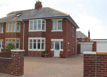 Thumbnail 3 bedroom semi-detached house for sale in Raleigh Avenue, Blackpool