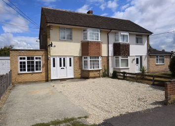 Thumbnail 4 bedroom semi-detached house for sale in Morton Avenue, Kidlington