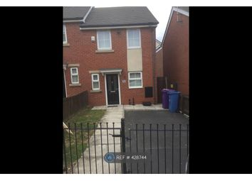 Thumbnail 2 bed semi-detached house to rent in Hillsmore Way, Liverpool