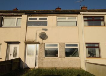 Thumbnail 3 bed terraced house to rent in Calhame Park, Cloughey, Newtownards