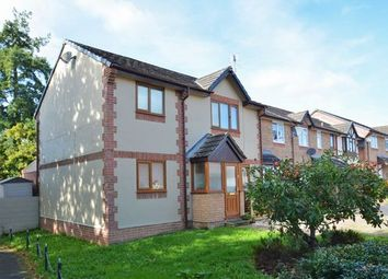 Thumbnail 3 bed end terrace house for sale in Clare Drive, Tiverton