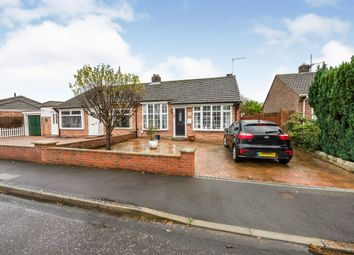 3 bed semi-detached bungalow for sale in Ashlyn Close, Fareham PO15