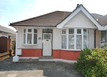 Thumbnail 2 bed bungalow for sale in Howard Road, Upminster, Essex