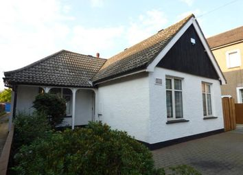 Thumbnail 4 bed bungalow for sale in Upminster Road North, Rainham