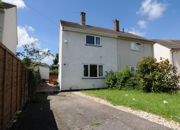 Thumbnail 2 bedroom semi-detached house for sale in Whittock Road, Stockwood, Bristol