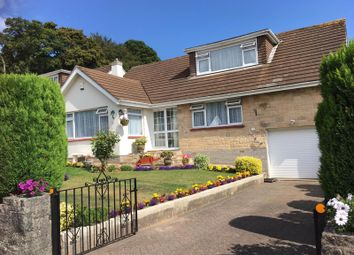 Thumbnail 3 bed detached bungalow for sale in Aller Brake Road, Newton Abbot