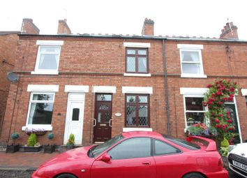 Thumbnail 2 bed terraced house for sale in Spring Gardens, Sapcote, Leicester