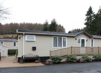 Thumbnail 2 bed lodge for sale in Glendevon Country Park, Glendevon, Dollar, Clackmannanshire