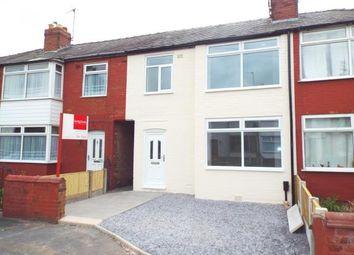 Thumbnail 3 bed terraced house for sale in Alpass Avenue, Warrington, Cheshire