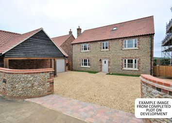 Thumbnail 6 bed detached house for sale in Massingham Road, Castle Acre, King's Lynn