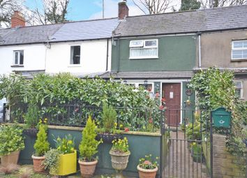 Thumbnail 1 bed terraced house for sale in Period Cottage, School Terrace, Rogerstone, Newport