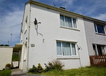 Thumbnail 2 bed semi-detached house to rent in Tregothnan Road, Truro