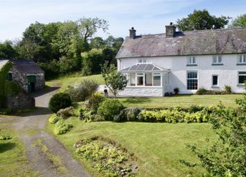 Thumbnail 5 bed farm for sale in Pumpsaint, Llanwrda