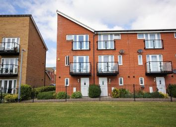 Thumbnail 3 bed end terrace house for sale in Military Close, Shoeburyness, Southend-On-Sea