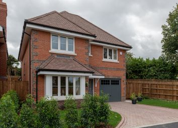 Thumbnail 4 bedroom detached house for sale in The Bramblings, Nork Way, Banstead