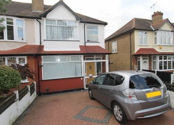 Thumbnail 3 bed end terrace house for sale in Braemar Road, Worcester Park