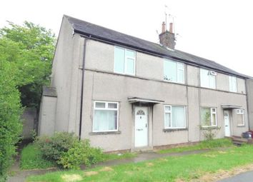 Thumbnail 1 bed flat for sale in Lesh Lane, Barrow-In-Furness, Cumbria