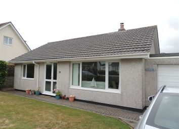 Thumbnail 2 bed detached bungalow for sale in Cotswold Avenue, Sticker, St. Austell