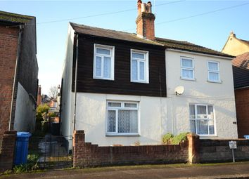 Thumbnail 2 bed semi-detached house for sale in Vine Street, Aldershot, Hampshire