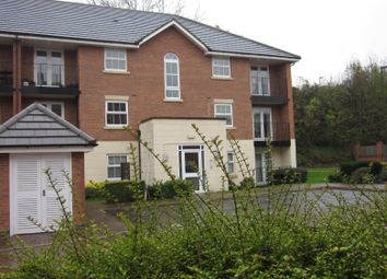 Thumbnail 2 bed flat for sale in Badgerdale Way, Derby
